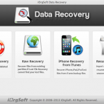 How to Recover Deleted/lost Data/File from iPhone
