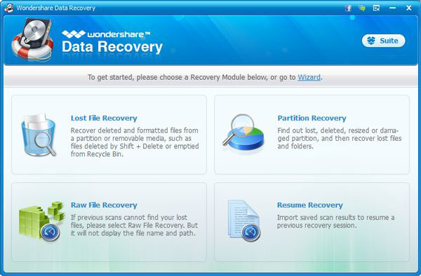 data-recovery-interface